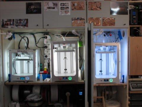 3D Druck nimmt zu