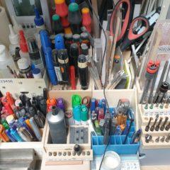 Modulare Werkzeugboxen