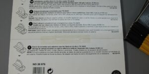 Proxxon 28976 Schleifscheiben für TSG 250/E